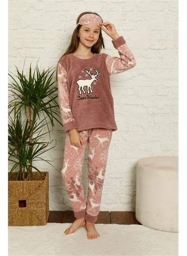 Pemilo Pijama Takım Pembe